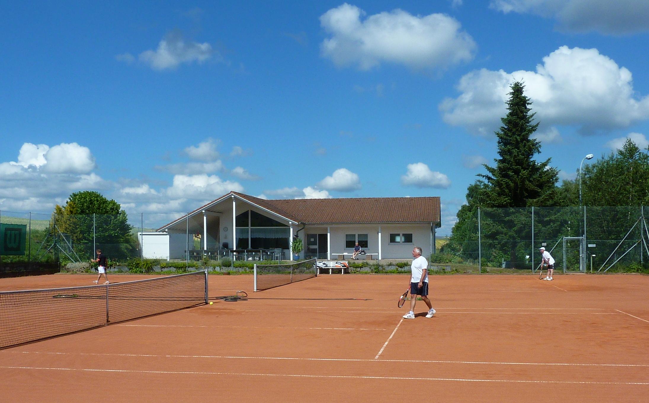 Tennisanlage Hüttlingen
