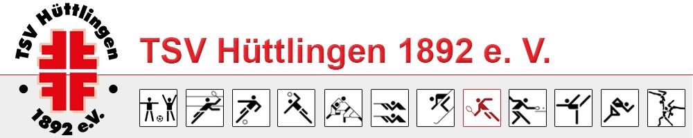 TSV Hüttlingen – Abteilung Tennis