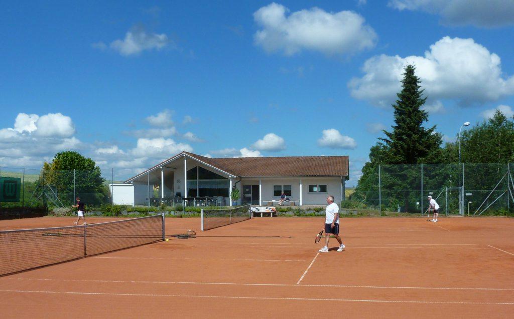 Unsere aktuelle Tennisanlage 2016